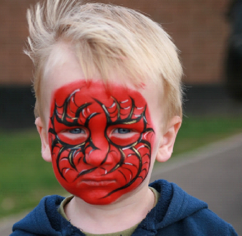 If you plan to go into the face painting game, welcome to the club!